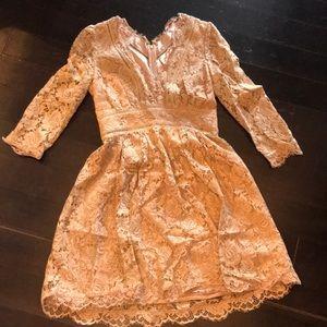 Kate Spade Nude Dress